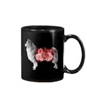 Flower and Aussie Mug thumbnail