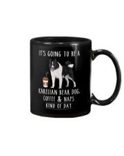 Karelian Bear Dog Coffee and Naps Mug thumbnail