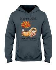 The Most Wonderful Time - Pekingese Hooded Sweatshirt thumbnail