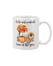 The Most Wonderful Time - Pekingese Mug thumbnail