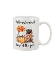 The Most Wonderful Time - Pug Mug thumbnail