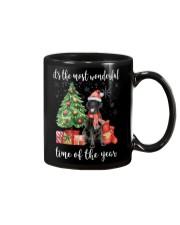 The Most Wonderful Xmas - Black Labrador Mug thumbnail