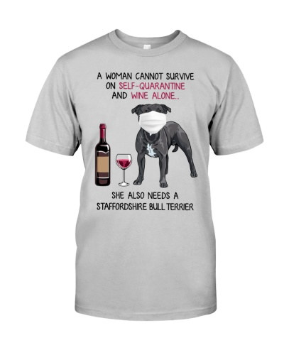Cannot Survive Alone - Staffie