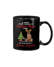Christmas Movies and German Shepherd Mug thumbnail