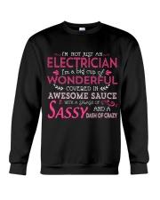 I'm not just an Electrician Crewneck Sweatshirt thumbnail