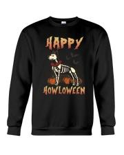 Happy Howloween - German Shepherd Crewneck Sweatshirt thumbnail