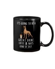 Great Dane Coffee and Naps Mug thumbnail