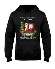 This Is My Christmas Shirt - Aussie Hooded Sweatshirt thumbnail