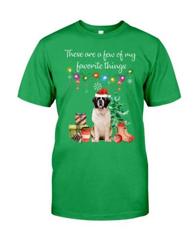 A Few of My Favorite Things - Saint Bernard