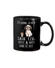Shih Tzu Coffee and Naps Mug thumbnail