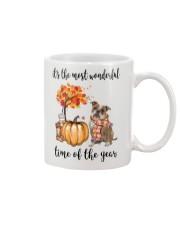 The Most Wonderful Time - Old English Bulldog Mug thumbnail