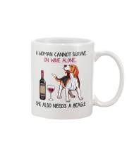 Wine and Beagle 2 Mug thumbnail