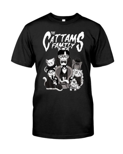 The Cattams Family