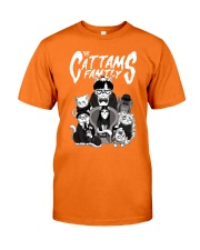 The Cattams Family Classic T-Shirt front