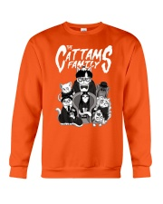 The Cattams Family Crewneck Sweatshirt thumbnail