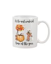The Most Wonderful Time - Wheaten Terrier Mug thumbnail