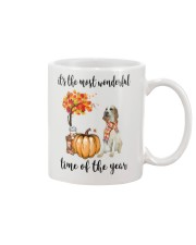 The Most Wonderful Time - Porcelaine Mug thumbnail