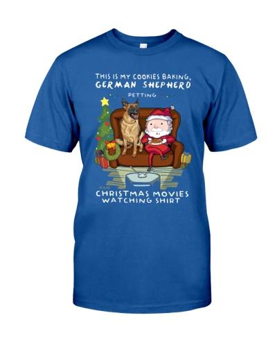 This Is My Christmas Shirt - German Shepherd
