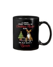 Christmas Movies and Boxer Mug thumbnail