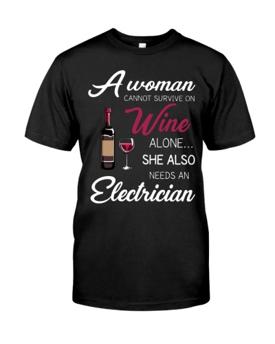 Wine and An Electrician 3
