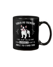 Touch my Frenchie Mug thumbnail