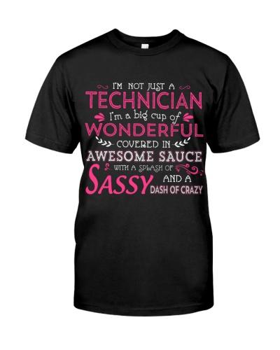 I'm not just a Technician