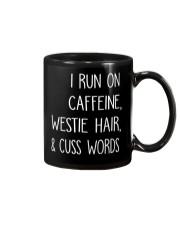 Caffeine and Westie Mug thumbnail