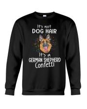 It's a German Shepherd confetti Crewneck Sweatshirt thumbnail