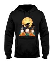 Howloween Boxer Hooded Sweatshirt thumbnail