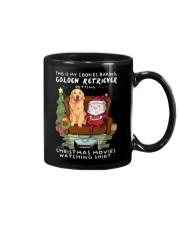 This Is My Christmas Shirt - Golden Retriever Mug thumbnail