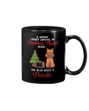 Christmas Movies and Poodle Mug thumbnail