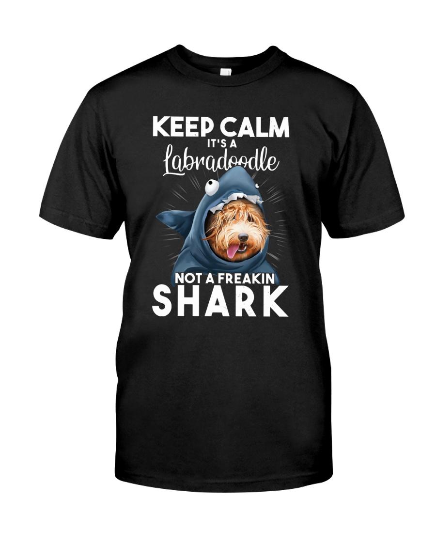 It's A Labradoodle Not A Freakin Shark Classic T-Shirt
