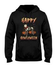 Happy Howloween - Border Collie  Hooded Sweatshirt thumbnail