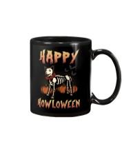 Happy Howloween - Border Collie  Mug thumbnail