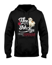 Shih Tzu - Therapy is expensive Hooded Sweatshirt thumbnail