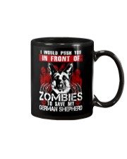 I Would Push You In Front of Zombies - GS Mug thumbnail