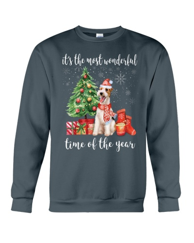 The Most Wonderful Xmas - Wire Fox Terrier