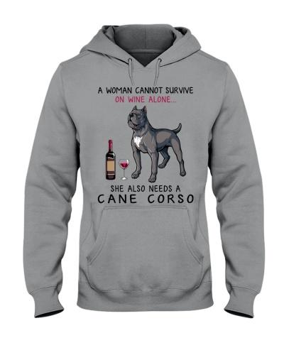 Wine and Cane Corso 4