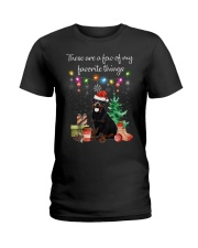 A Few of My Favorite Things - Rottweiler Ladies T-Shirt thumbnail