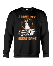 My Great Dane Crewneck Sweatshirt thumbnail