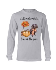 The Most Wonderful Time - Boykin Spaniel Long Sleeve Tee thumbnail