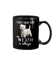 My Westie is Allergic Mug thumbnail
