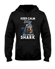 It's A Boxer Not A Freakin Shark Hooded Sweatshirt thumbnail