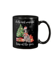 The Most Wonderful Xmas - English Setter Mug thumbnail