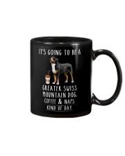 Greater Swiss Mountain Coffee and Naps Mug thumbnail