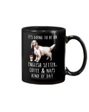 English Setter Coffee and Naps Mug thumbnail