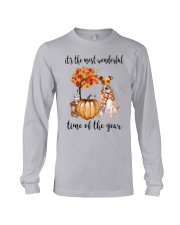The Most Wonderful Time - Jack Russell Terrier Long Sleeve Tee thumbnail
