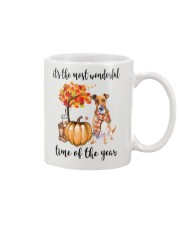 The Most Wonderful Time - Jack Russell Terrier Mug thumbnail