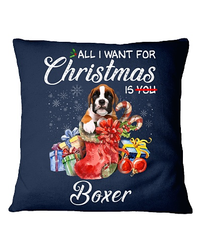 All I Want For Christmas Is Boxer