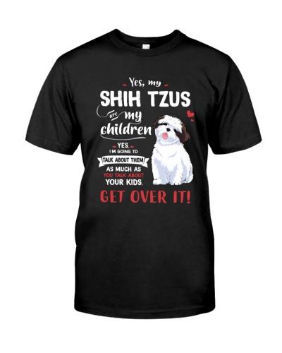 My Shih Tzus - My Children